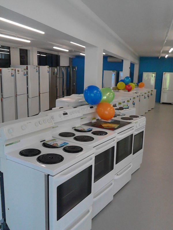 Ferrymead Whiteware Store - Used Ovens